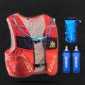 Рюкзак AONIJIE с гидратацией, жилет с водным пузырьком для пеших прогулок, кемпинга, бега, марафона, скалолазания, 5 л