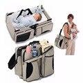 Bebé Cunas portátiles mini bolsa de viaje bebé cama tiene un buen sueño con la Bolsa de bolsillo tipo bolsa de tipo de cama de bebé cama de bebé de La Momia HC001