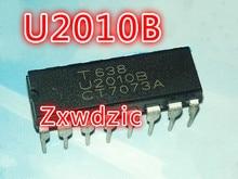 5PCS U2010B DIP16  U2010 DIP-16 2010B цена