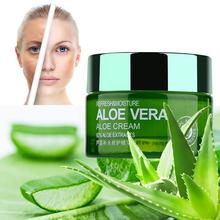ZHENDUO Beauty Nature Aloe Vera Repair Essence Cream Moisturizing Gel Oil Control Clear Shrink Pore Anti Wrinkle skin care