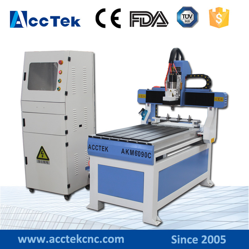 AKM6090C Professional Linear <font><b>ATC</b></font> Wood <font><b>6090</b></font> <font><b>cnc</b></font> <font><b>router</b></font> for small business image