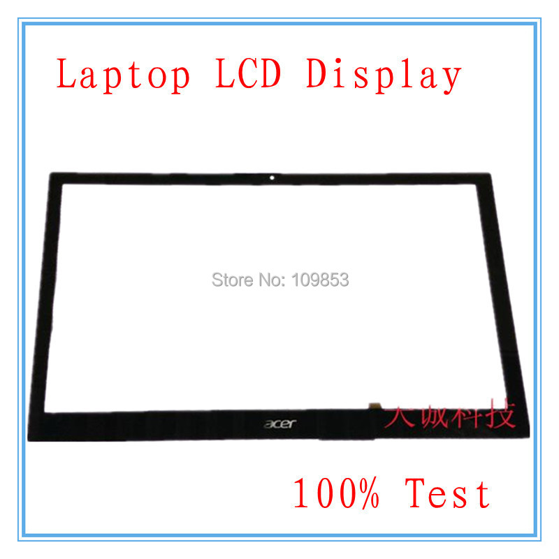 15.6 Replacement touch Screen For Acer Aspire V5-571 V5-571P V5-571PGB only touch panel new 15 6 foracer aspire v5 571 v5 571p v5 571pg touch screen digitizer glass replacement frame