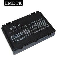 LMDTK batería del ordenador portátil Para Asus X5D X5E X5C X5J X65 X66 PR066 PR079 PR088 X70 X87 X8A X8S X8D A32-F82 A32-F52 ENVÍO GRATIS