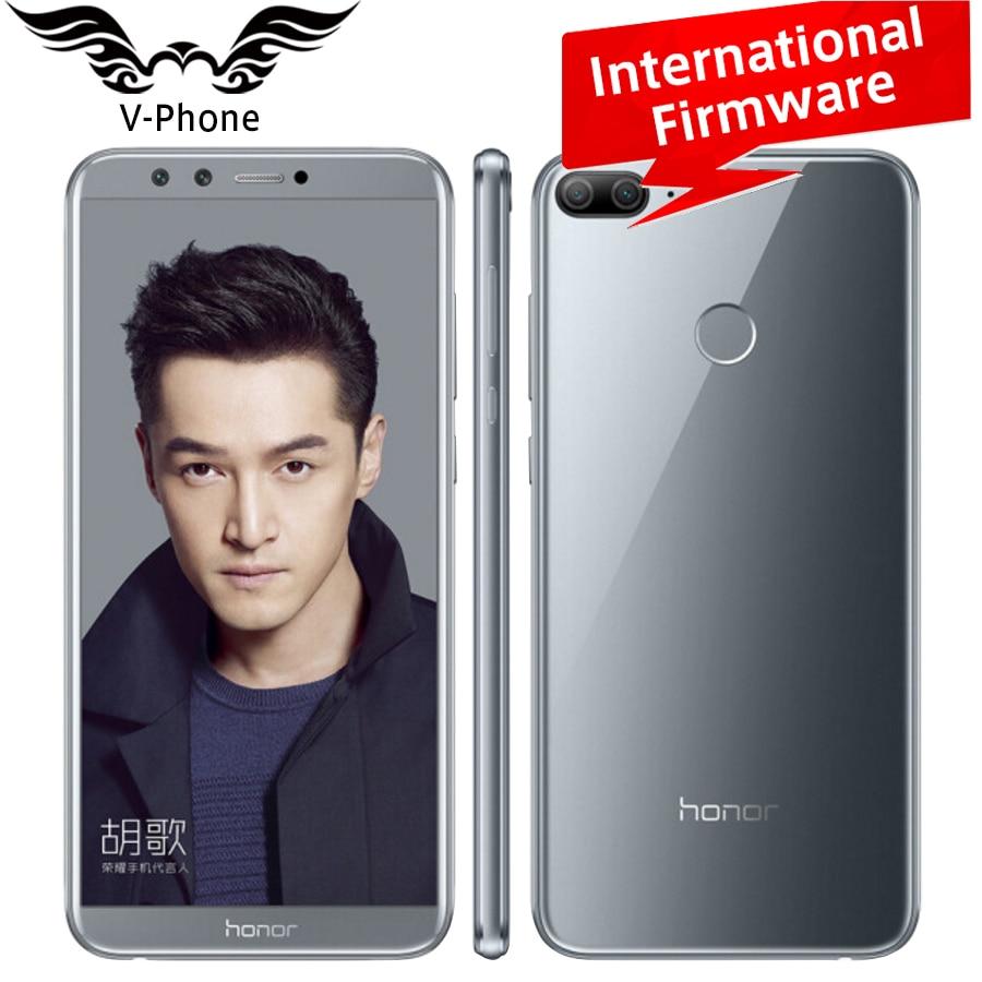Huawei Honor 9 Lite 4GB 64GB Mobile Phone 5 65 18 9 Full Screen 2160 1080P