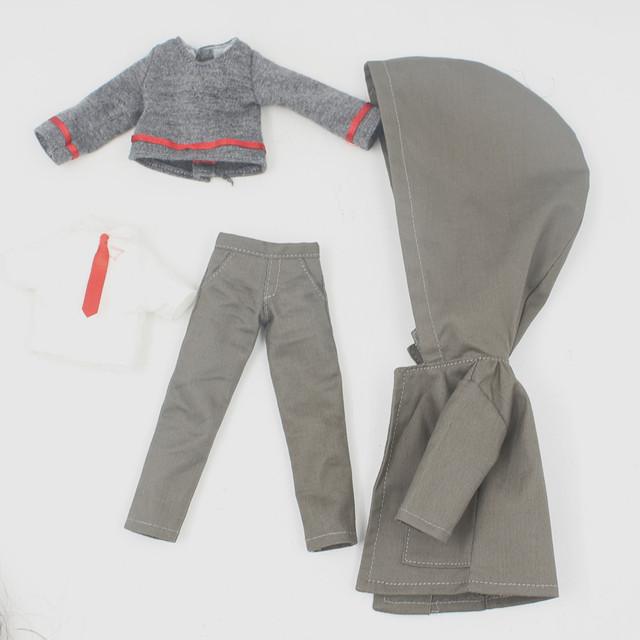 Neo Blythe Doll Harry Potter Uniform