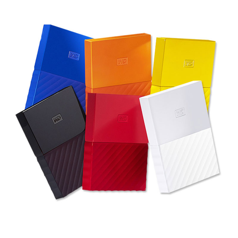 WD External Hard Drive Portable Hard Disk 1TB 2TB 4TB HDD 2 5 External HD 1
