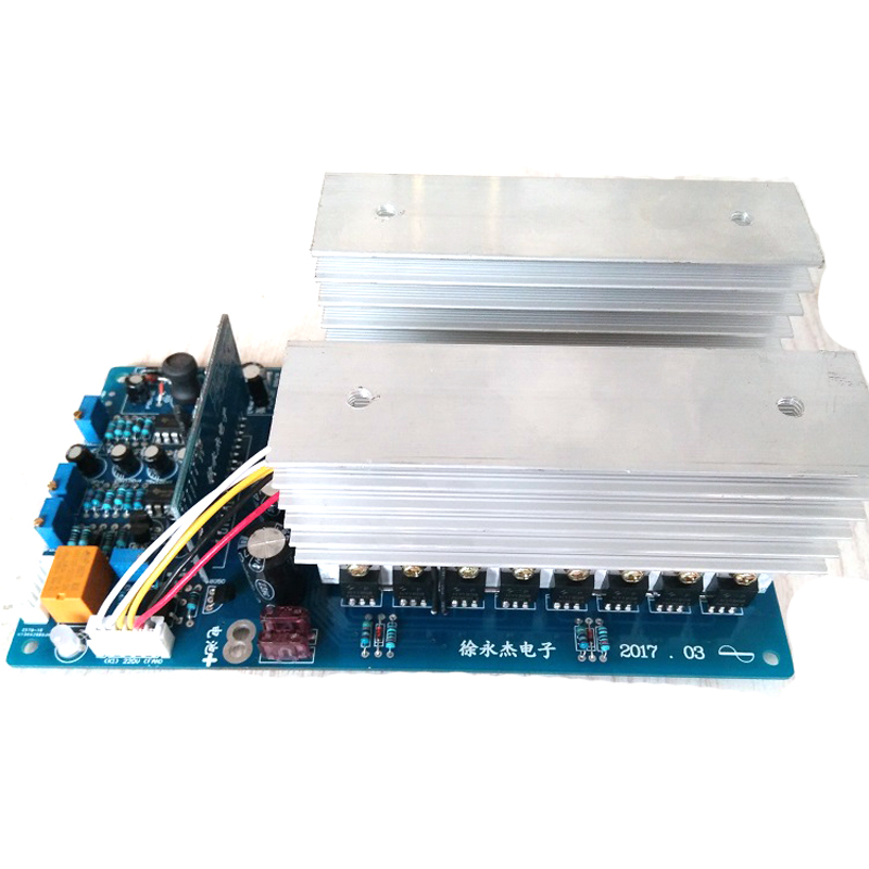 24V 36V 48V 60V/1000W 2000W <font><b>3000W</b></font> Super High Power Sine Wave <font><b>Inverter</b></font> Motherboard <font><b>Inverter</b></font> Driver <font><b>Board</b></font> image
