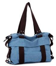 2017 High Quality Women handbags Ladies Canvas hot sales women messenger bags Casual Elegant women bag