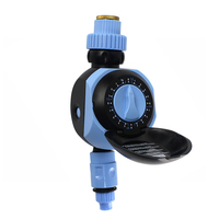 Ball Valve Smart Electronic Single Dial Water Timer Automatic Garden Drip Irrigation Controller Sprinkler Watering Timer