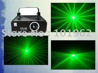 Professional Spotlight Stage Lighting 50 Mw Green DJ Disco Laser Beams For Sale