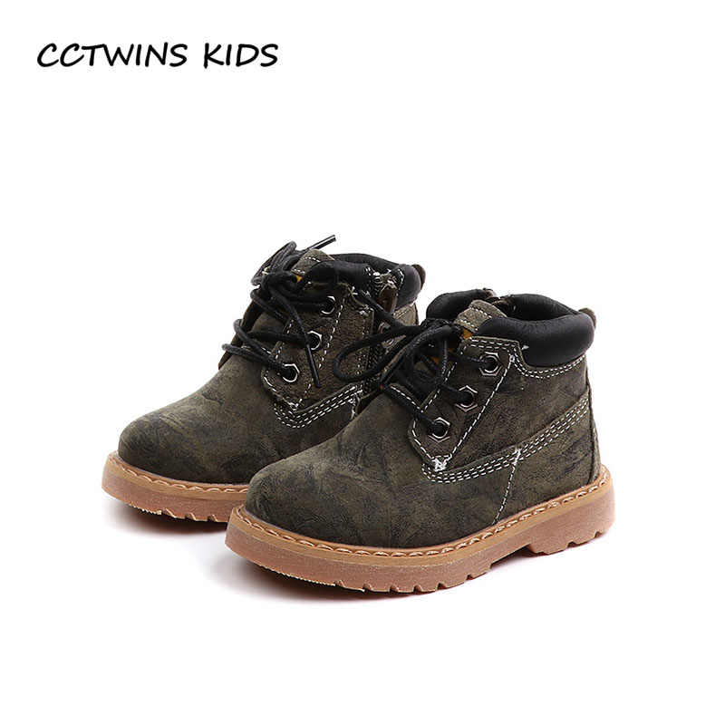 CCTWINS <b>KIDS</b> autumn winter fashion martin <b>boots</b> for <b>children</b> ...