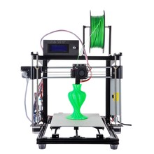 LCD Display screen Excessive High quality Precision Reprap Prusa i3 DIY 3d Printer with Filaments and Equipment