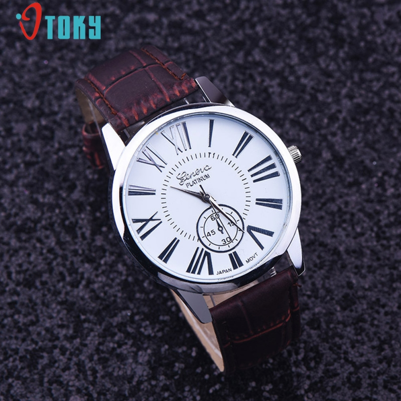 Excellent Quality Wrist Watch Men Watches New Famous Wristwatch Male Clock Quartz Watch Man Relogio Masculino Jan 16