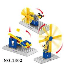 BOHS Mechanical Building Blocks