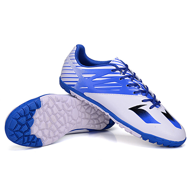 Football Boots Boy Kids Soccer Cleats Hard Court Shoes Children Boys Soccer Shoes Outdoor Kids Sneakers nails shoes