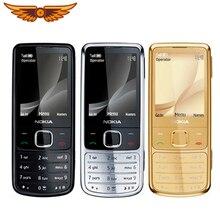 6700C разблокированный Nokia 6700 классический золотой сотовый телефон разблокированный gps 5MP 6700c русская или арабская клавиатура