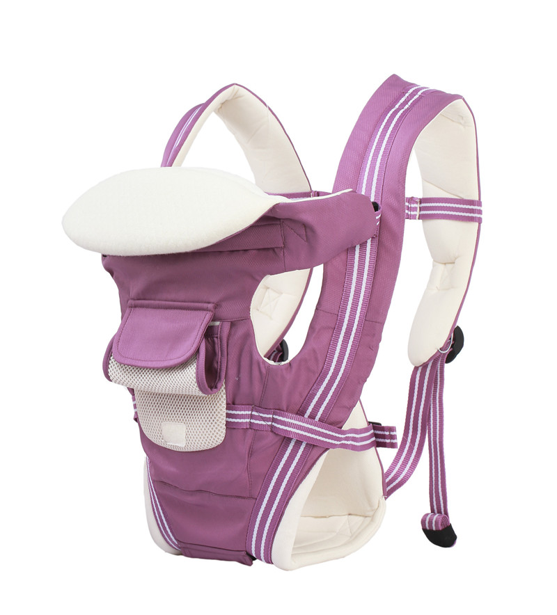 Baby 4 Seasons Strap Children\'s Waist and Breathable Multi-function Carrier Mother & Kids Activity & Gear Backpacks & Carriers 09