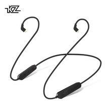 KZ модуль IPX5 Беспроводной кабель для оригинальные наушники ZS10 ES4 Знч ZS6 MMCX APTX