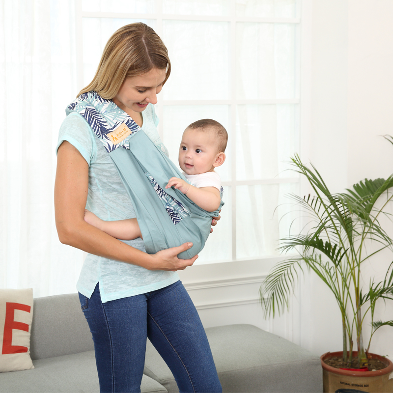 High Quality Kangaroo Baby Sling Wrap Carrier Multifunctional Backpacks For Newborn Kids Children Baby Sling Wrap Carrier 5color