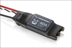 Image 2 - 4 pcs 5008 400KV Brushless Motor + 4 pcs 40A ESC + 4 pcs 1555 Elica per RC Aereo