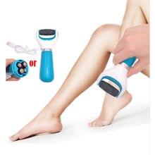 Electronic Foot Care Pedicure File Foot Scrubber Dead Heel C