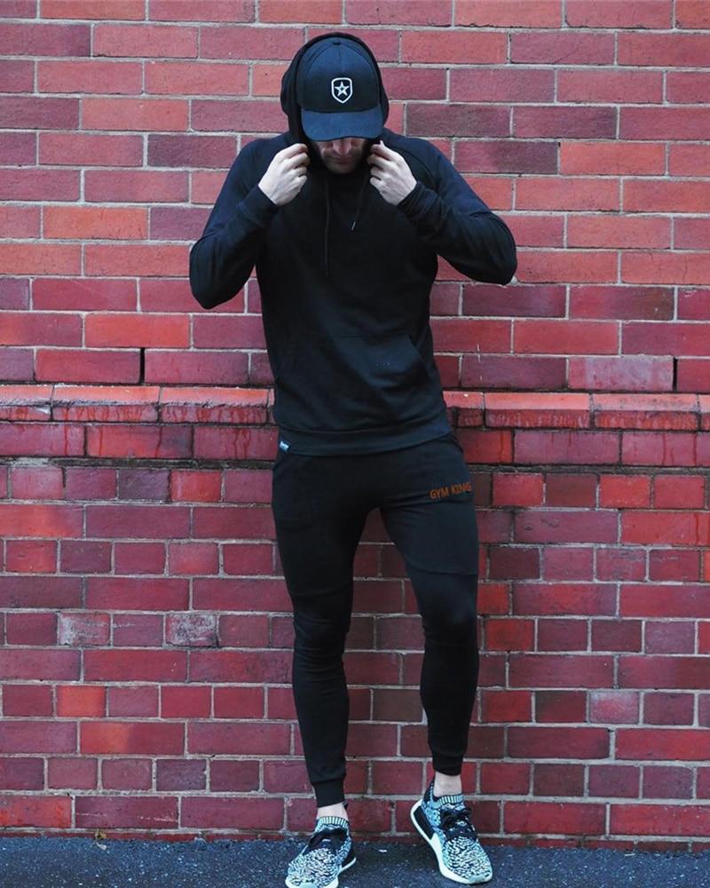 HTB19k9hai 1gK0jSZFqq6ApaXXaC Fashion Mens Joggers Pants Skinny Casual Trousers Pants Top Quality Men Sweatpants