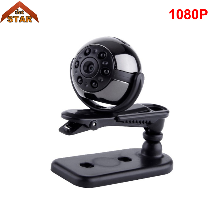 Mini Camera DV HD 1080P 360 Degree Rotation Digital Camera Voice Video Recorder DVR Infrared Night Vision mini kamera waterproof fishing tent portable single beach tent ultralight sun shelter portable awning outdoor camping folding canopy tent
