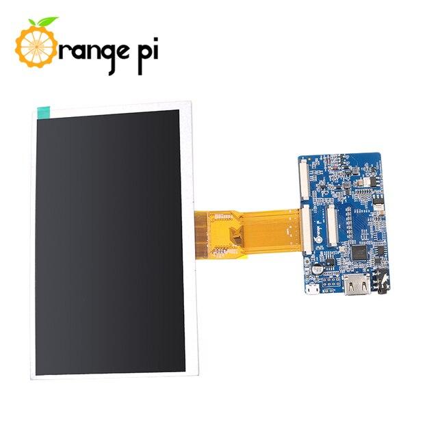 7 pouces TFT LCD Écran pour Orange Pi H3 puce Conseils