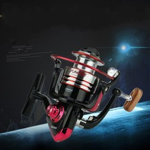 YUMOSHI 13+1BB Spinning Fishing Reel Metal XS1000-7000 Series Tackle
