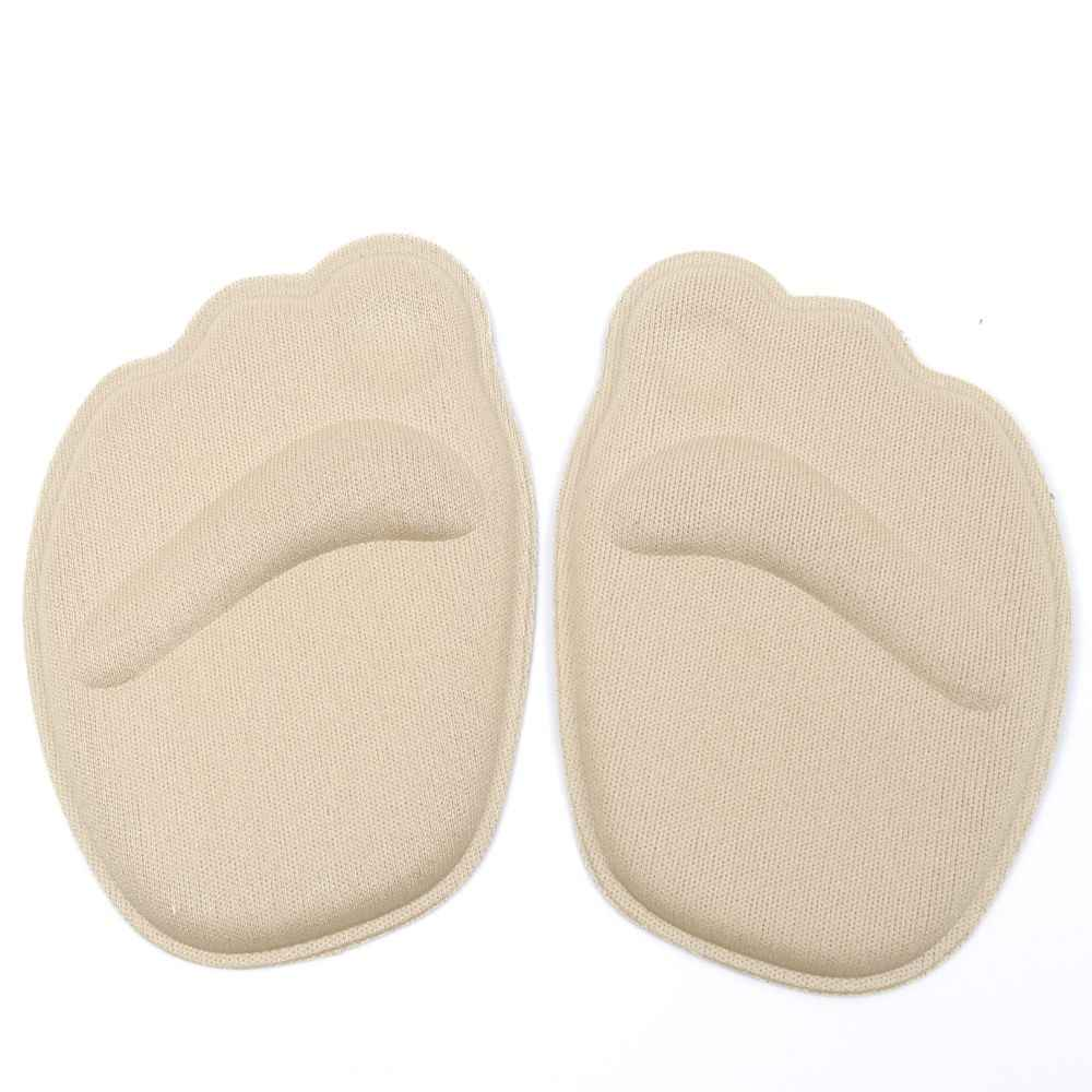 Forefoot Insoles Shoes Sponge Pads High Heel Soft Insert Anti-Slip Foot Protection Pain Relief Women shoes insert Foot Cushions