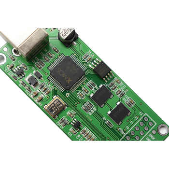 latest XMOS U208 XU208 USB 384K 32B module I2S SPDIF output support