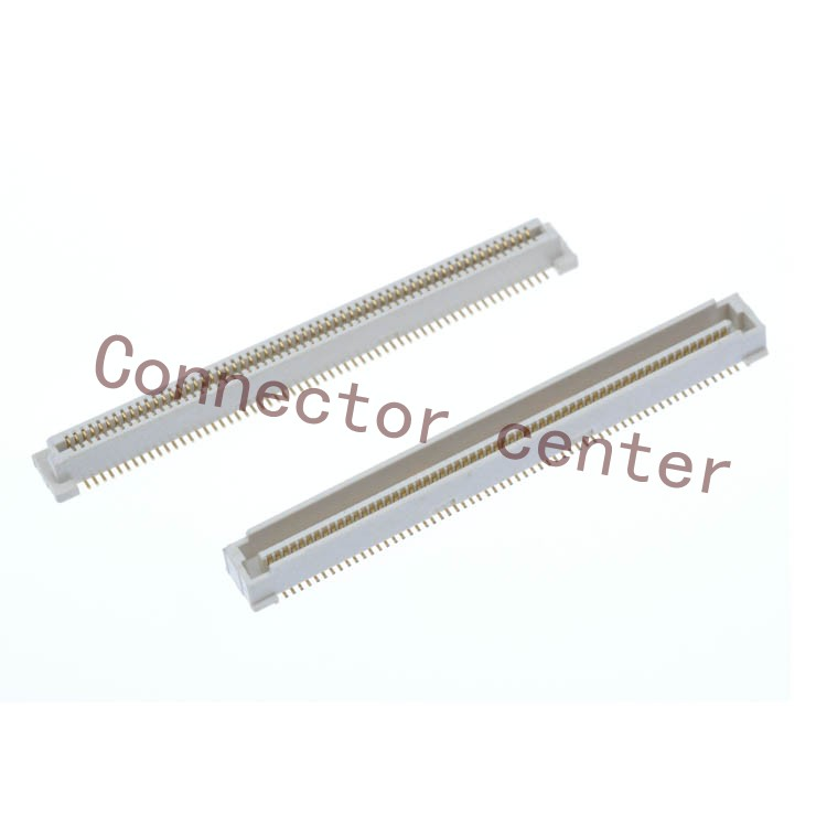 Board to Board Connector 0.8mm Pitch 2*60Pin 120POS Famale Height3.7mm Male4.6mm Shut Height 5mm