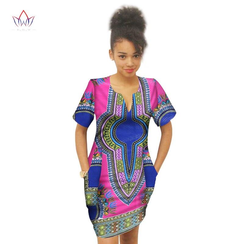 5a037c2f323 Pour Africain 17 Wy1674 Robes Grande 21 15 2 19 Genou Impression Bazin Au  Afrique 5 ...