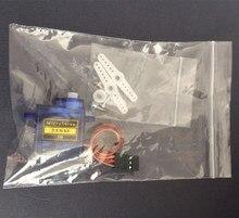 10 pcs DX SG90 9g Micro servo for DIY robot model & RC plane FPV quadcopter