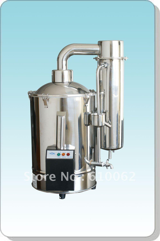 Auto-Control Electric Water Distiller, Water Distilling Machine, Distilled Water, 20L/h
