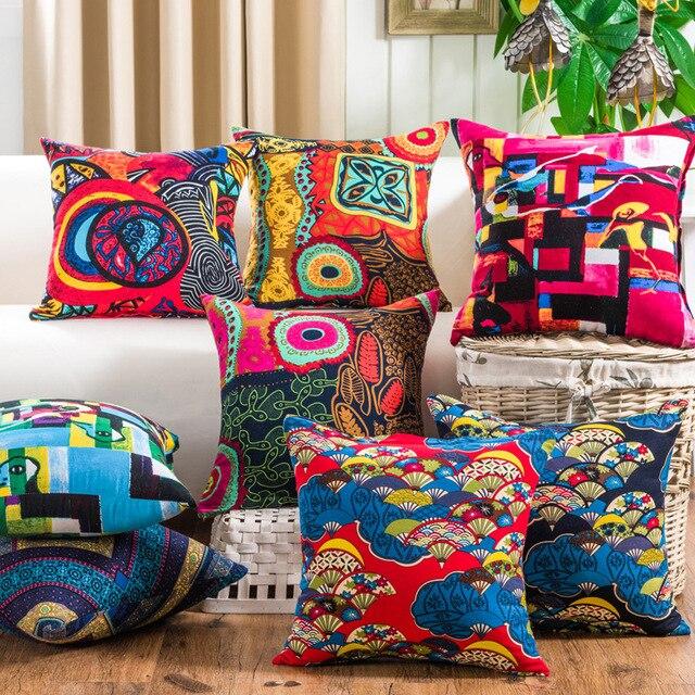 Us 299 45x45 Cm Nowoczesne 8 Projekt Artystyczny Sofa Poszewka Rzut Poduszki Dekoracyjne Pokrywy Dla Samochodów Krzesło Pasją Domu Wystrój W 45x45