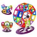 Bloques de construcción magnética diseñador de modelos y juguetes de construcción enlighten construcción imán juguetes educativos juguetes juguetes de niño de felpa