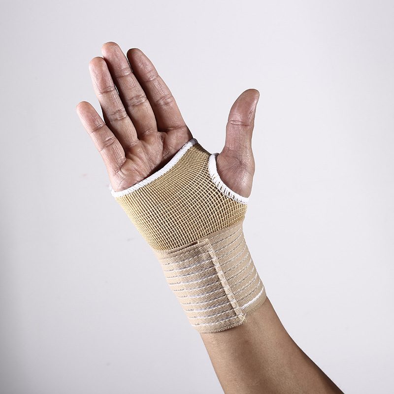 Vertive Magnetic Wristband Sport Gym Powerlifting Wrist Support Volleyball Basketball Wraps Wrist Support Gym Protector
