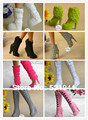 Free Shipping,New Arrival 8pairs boots fashion Shoes Boot For Barbie Doll