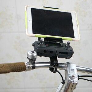 Image 4 - Remote Controller Montaggio Collegare Holder Clip Stent Monitor Morsetto Tablet Supporto Del Telefono Della Bicicletta Della Bici Per DJI Mavic Mini Pro Spark
