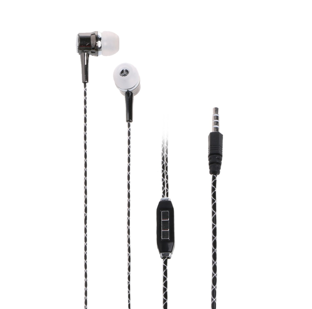 Multi-color 3.5mm Jack Stereo In-Ear Earbud  With Volume Control Mic For Cell Phone MP3 social housing in glasgow volume 2