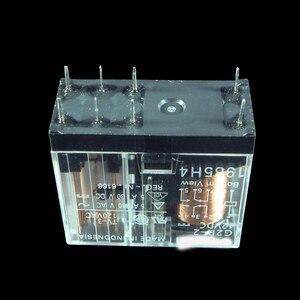 Image 2 - 10 قطعة/الوحدة السلطة pcb التقوية 12 فولت G2R 2 12V اثنين فتح اثنين مغلقة 5a 8 أقدام G2R 2 12 فولت التتابع 5a 8pin الشحن المجاني