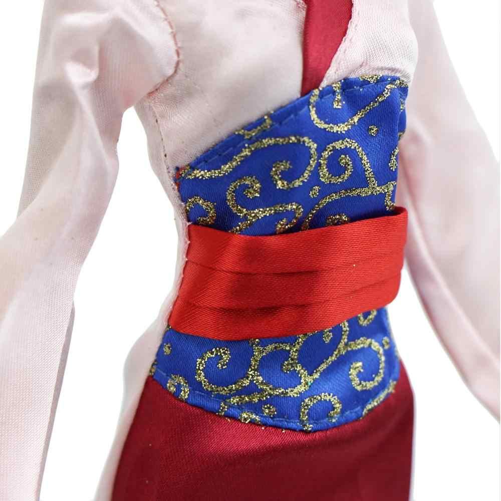 Модные Fariy сказка платье копия Мулан платье принцессы вечерние знакомства Одежда для куклы Барби для Kurhn кукла аксессуары для детей игрушка