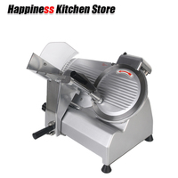 Commercial Semi Automatic Meat Slicer Beef mutton Roll Cutting Machine Vegetable Fruit Slicer Professional Kitchen Tools