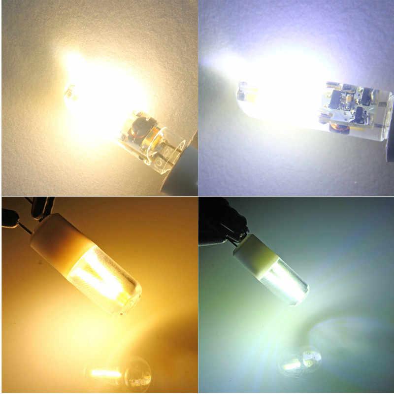 2 w G4 Led נימה הנורה מנורת 12 v DC/AC 200lm חם לבן נר נברשת