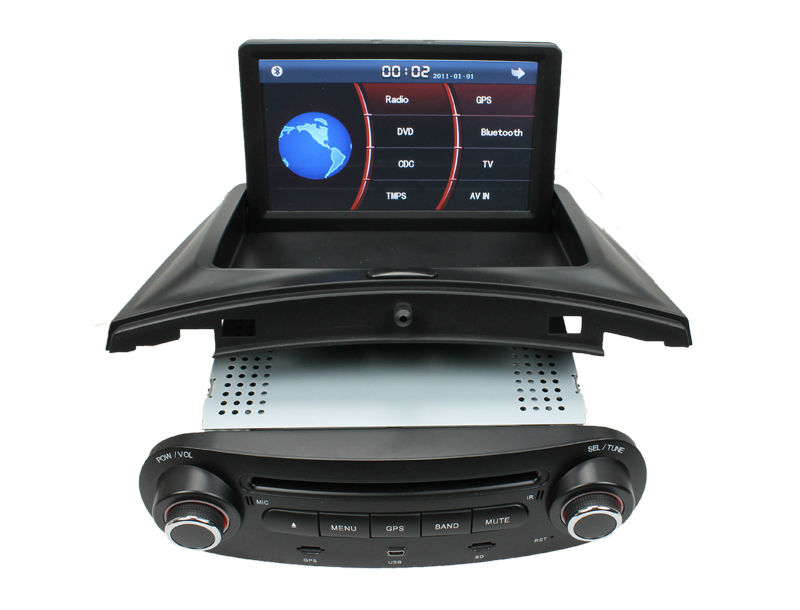 Double din car stereo with built in bluetooth 11