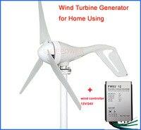 Ветер контроллер с ветрогенератора с помощью вместе для домашней системы 200 Вт Максимальная мощность 220 Вт 3 фазы переменного тока 12 В 24 В вар