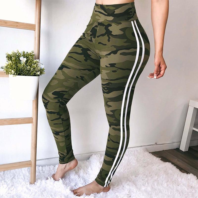 2019 New Flower print Leggings Women High waist Legins Work Out Sporting Slim Purple woven print Trousers Fitness Leggins ZSIIBO 31