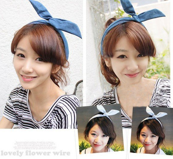 Free shipping,wholesale 10pcs/lot hair band,hair wear,taenia,bandeau,Headwrap