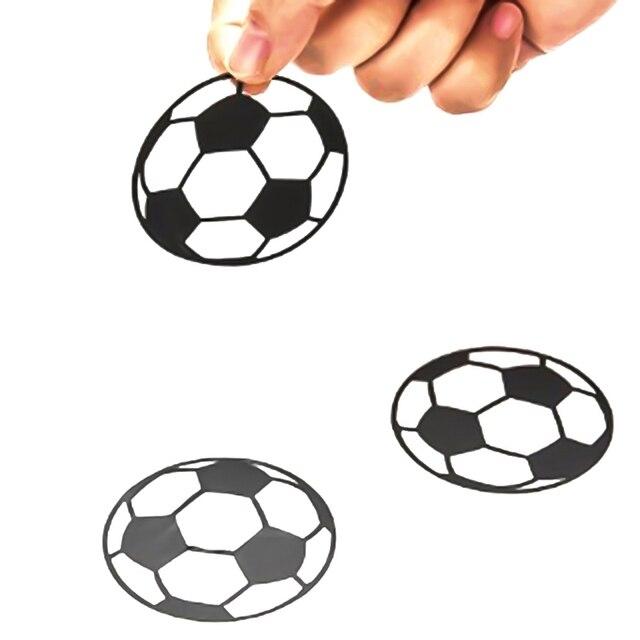 20PCS/Set Sports Boys Bedroom Art Vinyl Wall Sticker Personalized Football Soccer Ball Wall Sticker For Kids Rooms Nursery Decor